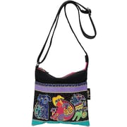 "Artistic Totes Crossbody 10""X10""-Dogs & Doggies"