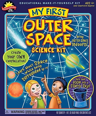 Scientific Explorers My First Outer Space Kit-