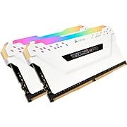 Corsair VENGEANCE RGB PRO 16GB (2 x 8GB) DDR4 DIMM-288 pin Desktop Memory Kit (CMW16GX4M2C3200C16W)