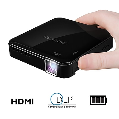 Magnasonic Mini Portable Pico Video Projector PP71