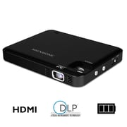 "Magnasonic PP60 HDMI 60"" Display Hi-Resolution 1080P LED Pocket Pico Video Projector"