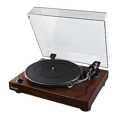 Fluance High Fidelity Elliptical Diamond Stylus Vinyl Turntable Record Player (RT81)