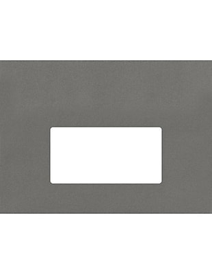 LUX 4 x 2 Rectangle Labels (10 Per Sheet) 50/Pack, White (46W-50)