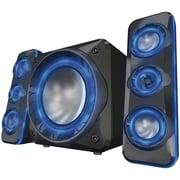 Sylvania Light Up Bluetooth 2.1 Speaker System (SHTIB1060-BT)