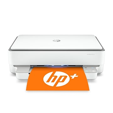 HP ENVY 6055e Wireless Color All-in-One Printer with bonus 6 free months Instant Ink with HP+ (223N1A)