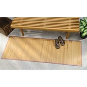 "InterDesign Formbu Runner 72""L x 24""W Bamboo (81432)"