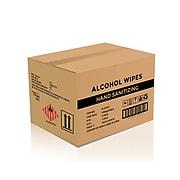 Ethyl Alcohol Wipes, 50 Wipes/PK, 24/CT (W-07524)