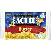 ACT II Microwave Popcorn, Butter, 2.75 oz., 36/Carton (GOV23223)