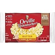 Orville Redenbacher's Popcorn, Butter, 3.29 Oz., 36/Carton (GOV48060)