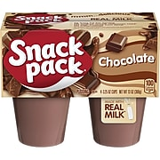 Snack Pack Chocolate Pudding, 3.5 Oz., 48 Cups