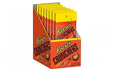 Reese's Crunchers Snacks, 1.8 oz., 8 Count (45352) 24171878