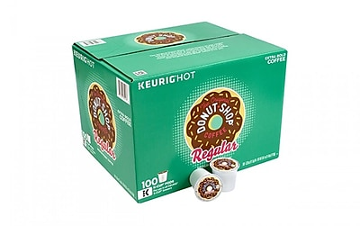 The Original Donut Shop Regular Medium Roast Coffee K-Cups, 100 Count (44015) 24171790