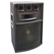 Pursonic PADH1289 12'' Five-Way PA Speaker Cabinet 600 Watt Black