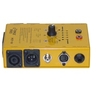Pyle 8-Plug Pro Audio Cable Tester Yellow (PCT10)