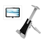 Pyle Home Portable Tablet Stand PTPAD10 Desk/Table Stand With Holder Adjustable & Hand Grip Reclining