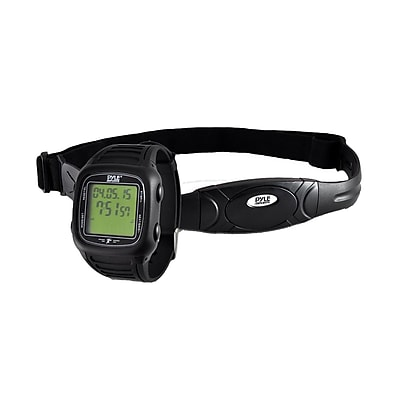 Pyle Sport Heart Rate Speed & Distance