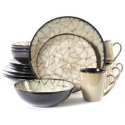 Gibson Zambezi 16-Piece Dinnerware Set (63306.16)
