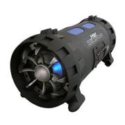 Pyle PBMSPG100 Street Blaster 1000 Watt Rugged & Portable Bluetooth Wireless BoomBox, Black/Blue