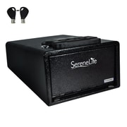 Serene Life 0.3 Cu. Ft. Electronic Firearm Gun Safe (SLSFE26PS)