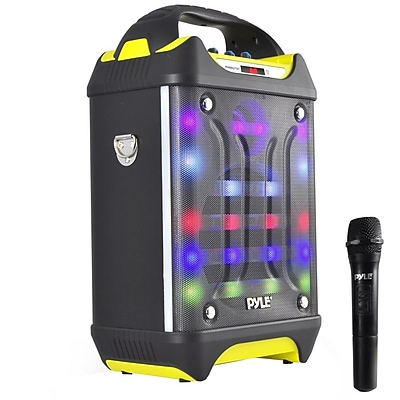 Pyle Pro Portable Bluetooth Karaoke Speaker System (PWMA275BT)