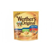 Werther's Original Sugar Free Assorted Hard Candies, 7.7 oz., 2 Pack (051476)