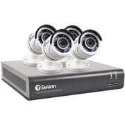 Swann 8-Channel 4575 Series 1080p DVR with 1TB HD & 4 Bullet Cameras (SWDVK-845754-US)