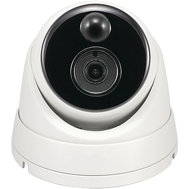 Swann 5.0-Megapixel PIR Add-on Dome Camera (SWPRO-5MPMSD-US)