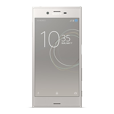 Sony Xperia XZs 32GB Unlocked Phone - Warm Silver (G8232)