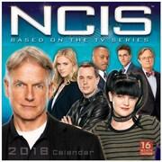 "2018 Sellers Publishing, Inc. 12"" x 12"" NCIS™: Based On The TV Series Wall Calendar"