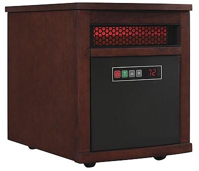 Duraflame Portable Electric Infrared Quartz Heater, Cherry (9HM8101-C299)