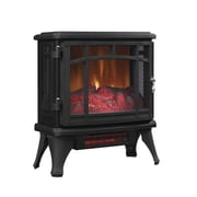 Duraflame Infrared Quartz Fireplace Stove, Black (DFI-8511-01)