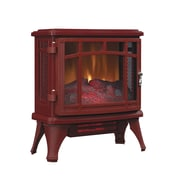 Duraflame Infrared Quartz Fireplace Stove, Cinnamon (DFI-8511-03)