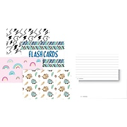 SO-MINE Flash Cards, 40/Pack (SM318)