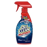 OxiClean Max Force Stain Remover Spray, 12 Oz. (57037-00070)