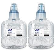 Purell Advanced Green Certified Gel Hand Sanitizer Refill for LTX-12™ Touch-Free Dispenser, 1200 mL., 2/CT (1903-02)