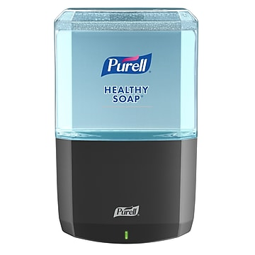PURELL® ES6 Touch-Free Soap Dispenser, Graphite, Touch-Free ES6 Wall Mount Dispensing (6434-01)
