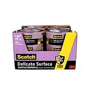"""Scotch® Delicate Surface Painter's Tape, 1.88"""" x 60 yds., 12 Rolls/Carton (2080-48EC)"""