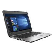 "HP® EliteBook 820 G4 1FX35UT 12.5"" Notebook PC, LCD-LED, Intel i5, 256GB SSD, 8GB RAM, Windows 10 Pro, Silver"