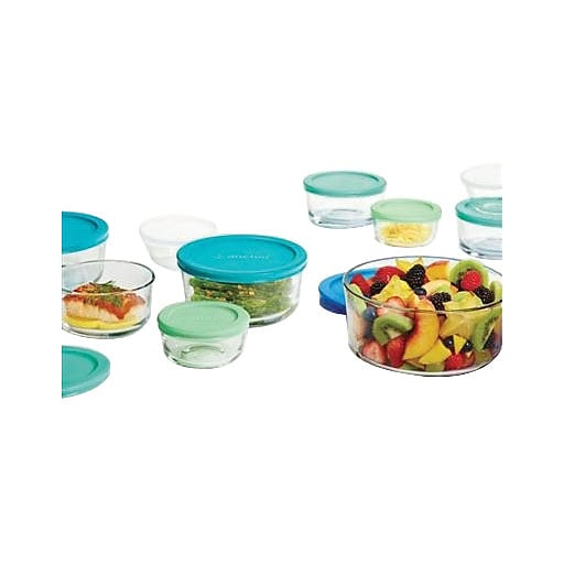 d418bfbe4e Anchor Hocking® 20 Piece Food Storage Set, Blue/Green (12027AH).  https://www.staples-3p.com/s7/is/