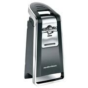 Hamilton Beach® 76606Z SmoothTouch Electric Can Opener, Chrome/Black