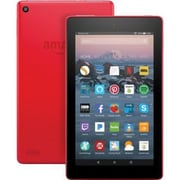 "Fire HD 7 Tablet w/ Fire OS 5.3.3 , 7"" Display, 16 GB, Punch Red"