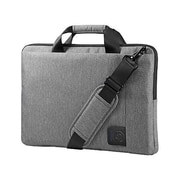 HP® Smoked Gray Polyester Top Loading Carrying Case (G8Y15AA)