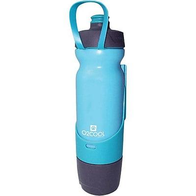 O2Cool® Sip N Share 17 oz. Water Bottle, Blue (PHB0017BLU)