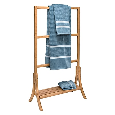Honey Can Do Bamboo Towel Rail (BTH-06901)