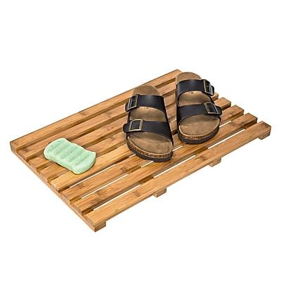 Honey Can Do Bamboo Bath Mat (BTH-06902)