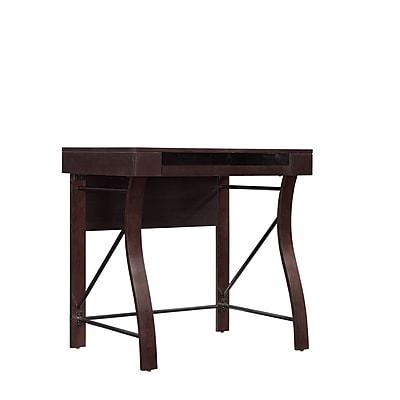 Bell'O Desk with Keyboard Tray, Dark Espresso (OD90012-31-Z474)