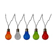 Moonrays Solar Powered Led Vintage Bright Bulb String Lights (91143)