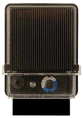 Moonrays 120-Watt Control Box for Outdoor Low Voltage Lighting with Light-Sensor and Raintight Case, Black Finish (95431)