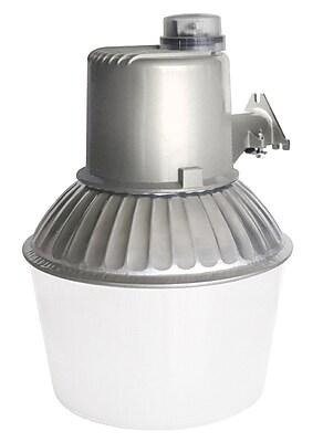 Designer's Edge 150-Watt Pulse Start Metal Halide Security Light Fixture, Gray (L1743)