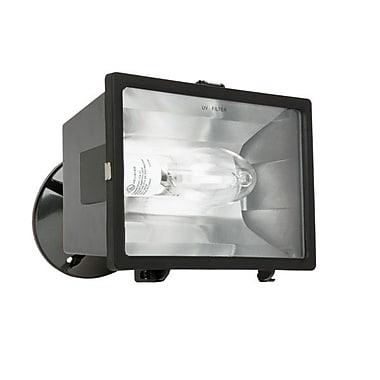 Designer's Edge 150-Watt High Pressure Sodium Commercial Flood Light, Bronze (L-1760HPS)